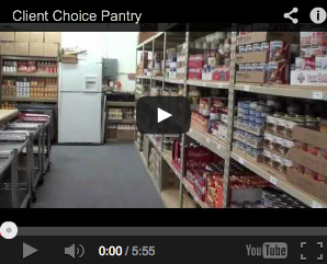Three agencies of the Harry Chapin Food Bank share their approaches to client choice.